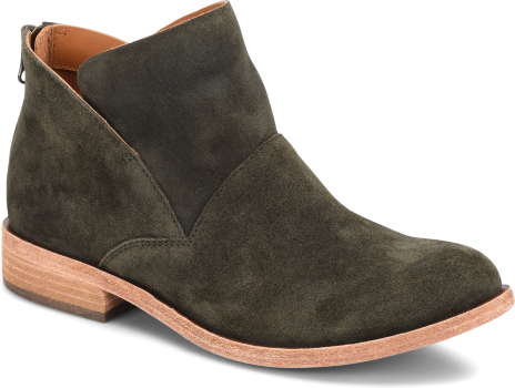 Kork-Ease Boot - Ryder - Green Suede