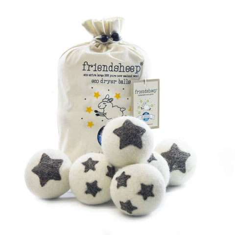 Friendsheep - Stars Galore Eco Dryer Balls