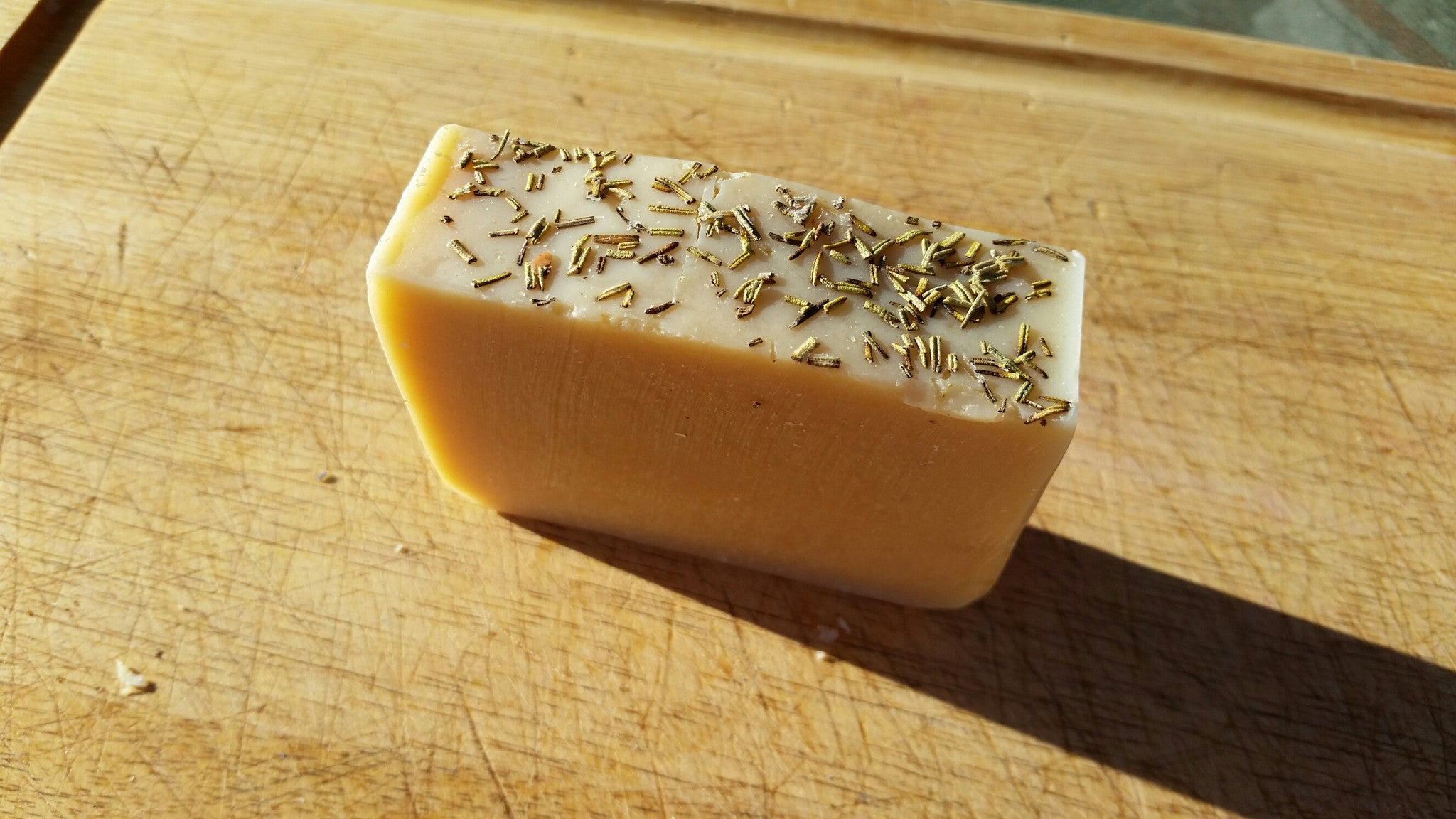 Rosemary Olive Oil Soap