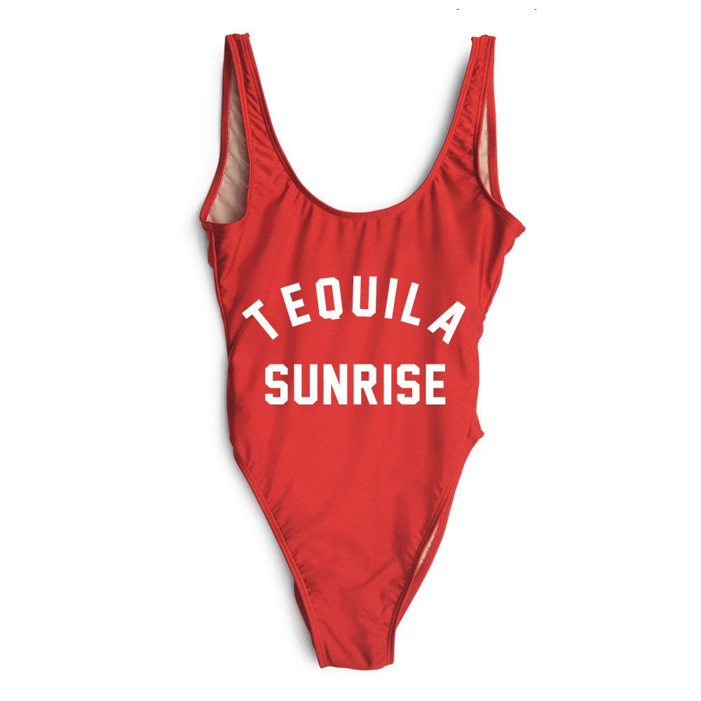 Coming Soon... Tequila Sunrise One Piece