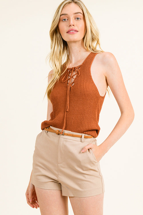 Cleo Knit Top