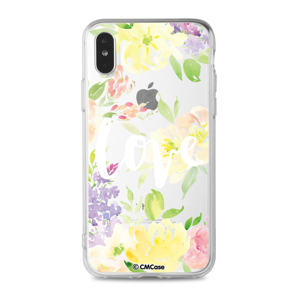 Designer Clear Case (C2168)