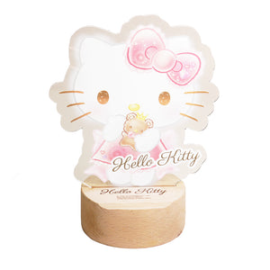 Hello Kitty Acrylic LED Lamp (KT81L)