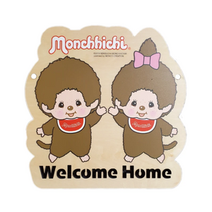 Monchhichi Wooden Signage (MO81s)