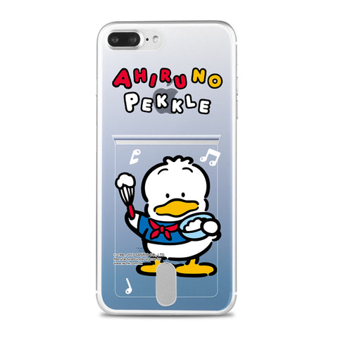 Ahiru no Pekkle Jelly Card Case (APCH81)