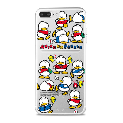 Ahiru no Pekkle Jelly Card Case (APCH85)
