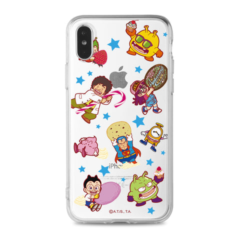 Dr. Slump Clear Case (AR102)