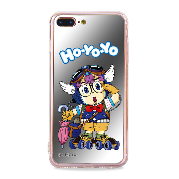 Dr. Slump ARALE Mirror Jelly Case (AR51m)