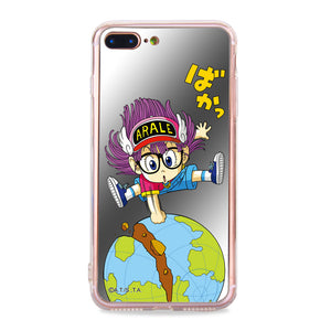 Dr. Slump Mirror Jelly Case (AR53M)