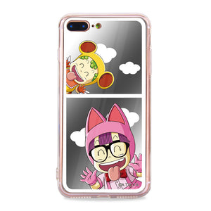 Dr. Slump Mirror Jelly Case (AR58M)