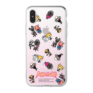 Aggretsuko Clear Case (AR815)