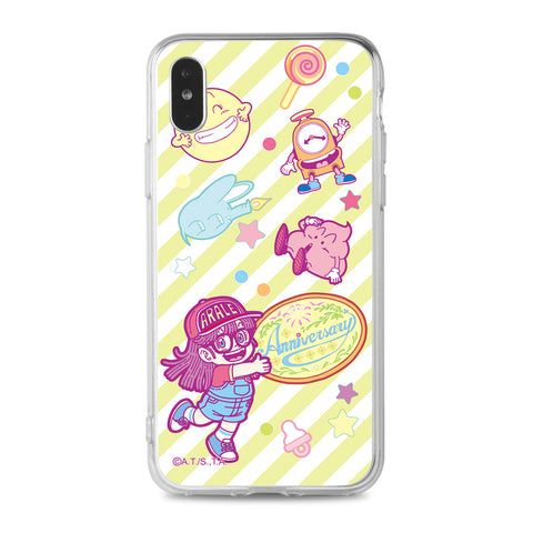 Dr. Slump Clear Case (AR81)