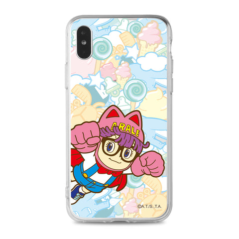 Dr. Slump Clear Case (AR85)
