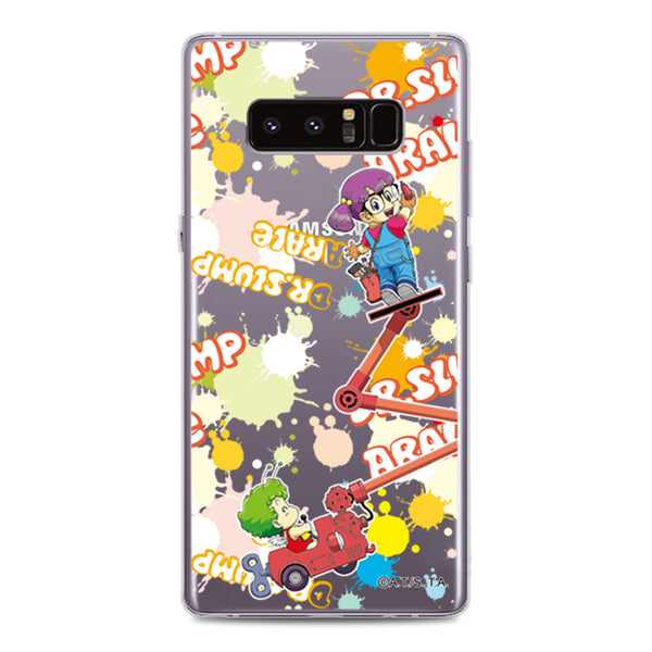 Dr. Slump ARALE Clear Case (AR86)