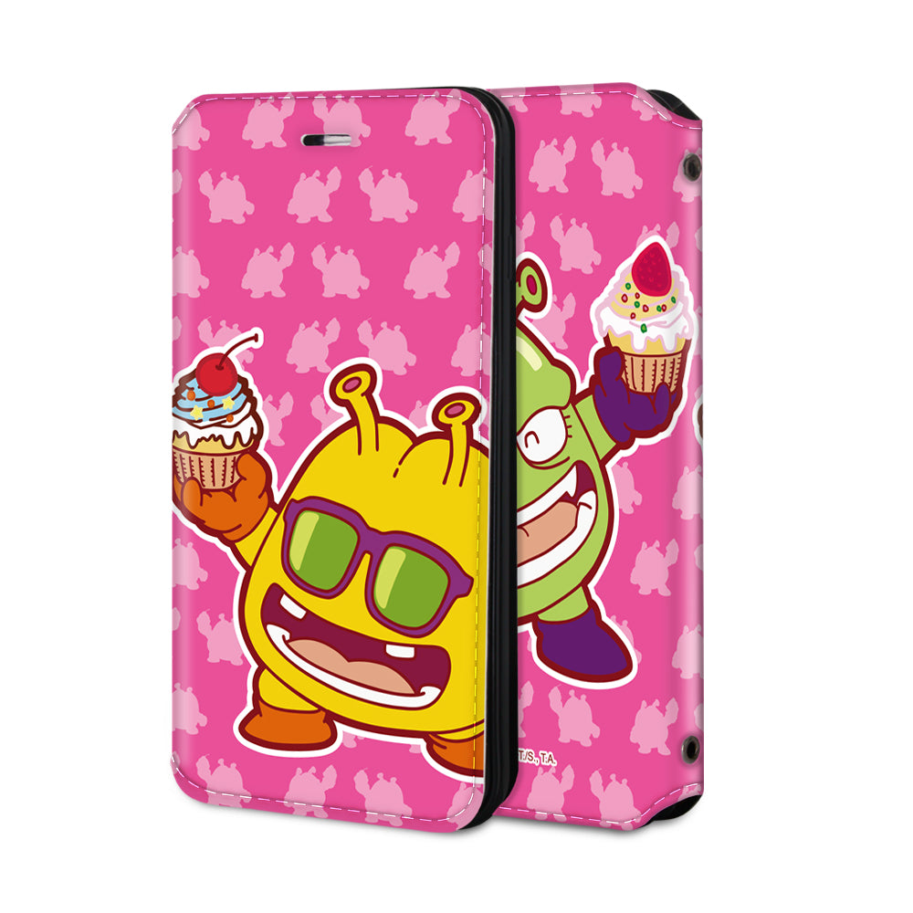 Dr. Slump Leather Flip Case (ARLC01)