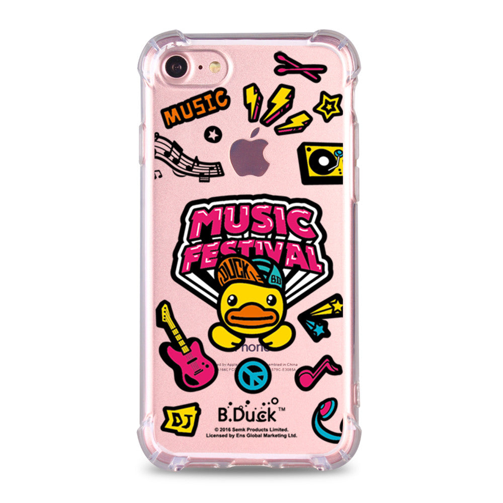 B.Duck Clear Case (BD12)