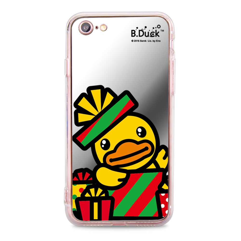 B.Duck Mirror Jelly Case (BD56M)
