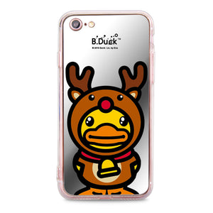 B.Duck Mirror Jelly Case (BD57M)