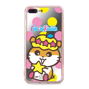CoroCoroKuririn Mirror Jelly Case (CK92M)