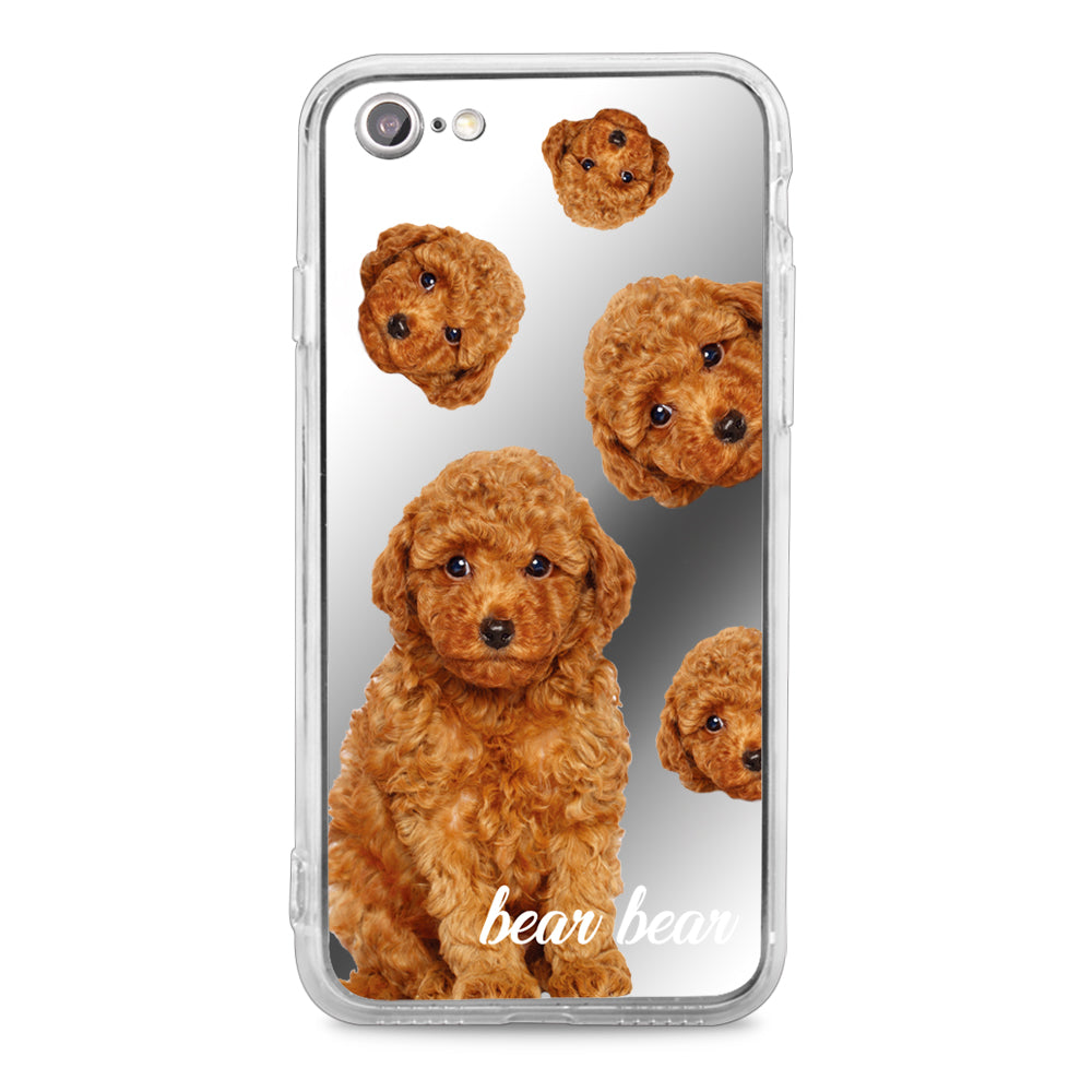 Custom - Pet Mirror Jelly Case (CMC920M)