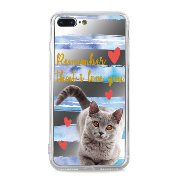 Custom - Pet Mirror Jelly Case (CMC923M)
