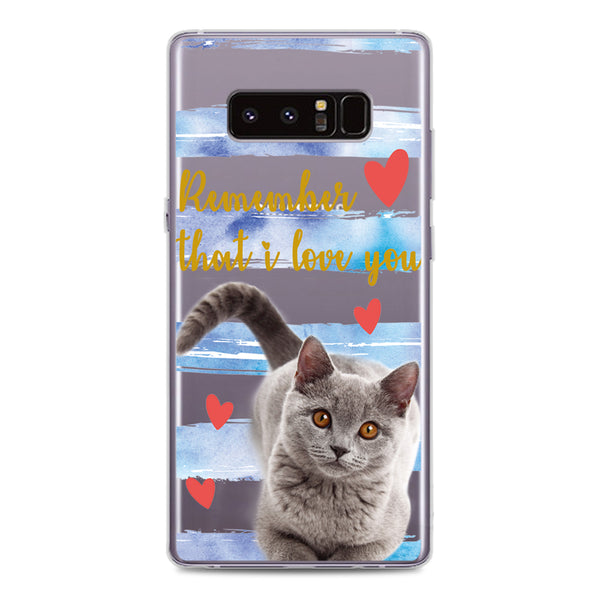 Custom - Pet Clear Case (CMC923)