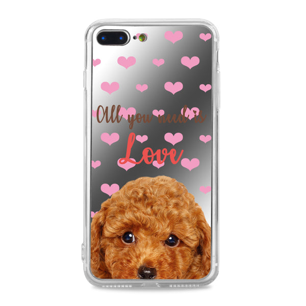 Custom - Pet Mirror Jelly Case (CMC924M)