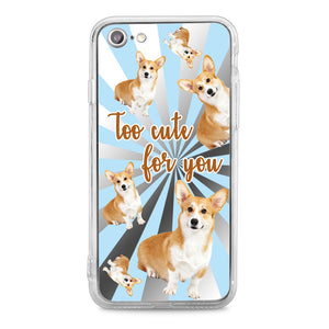 Custom - Pet Mirror Jelly Case (CMC925M)