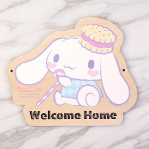 Cinnamoroll Wooden Signage (CN81s)