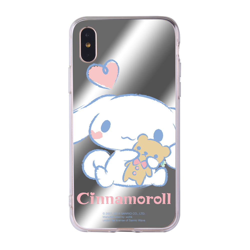 Cinnamoroll Mirror Jelly Case (CN93M)