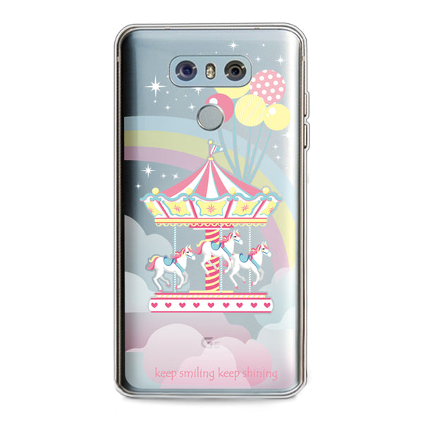 Custom - Clear Carousel (DMC025)