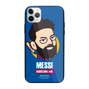 Messi Glossy Case (DS0034G)