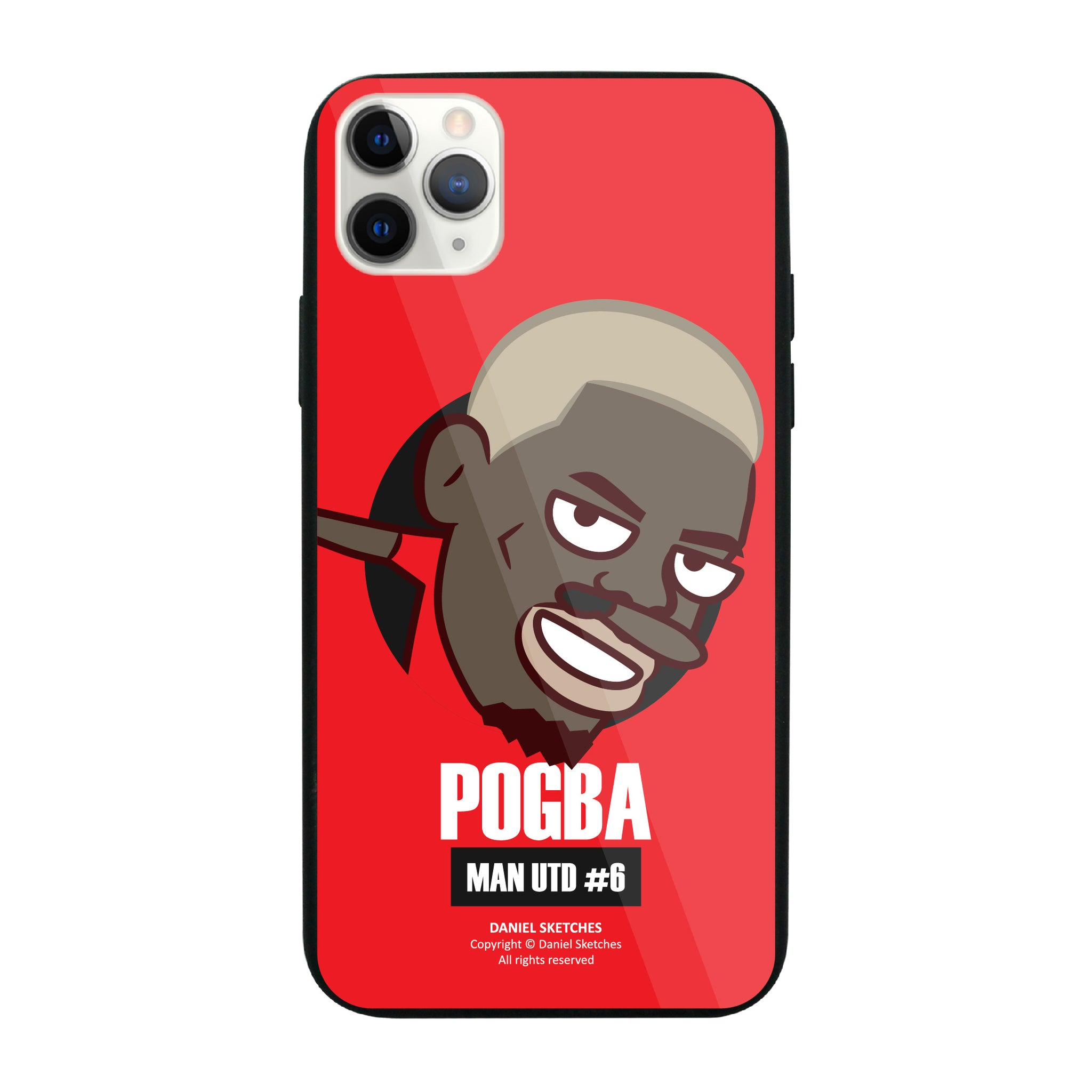 Pogba Glossy Case (DS0048G)