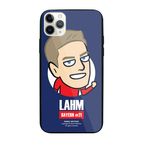 Lahm Glossy Case (DS0060G)