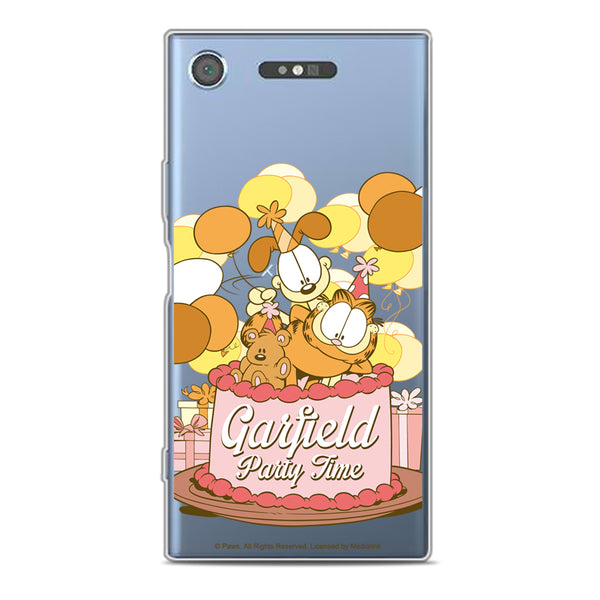 Garfield Clear Case (GF100)
