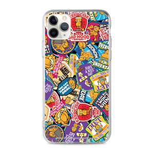 Garfield Clear Case (GF102)