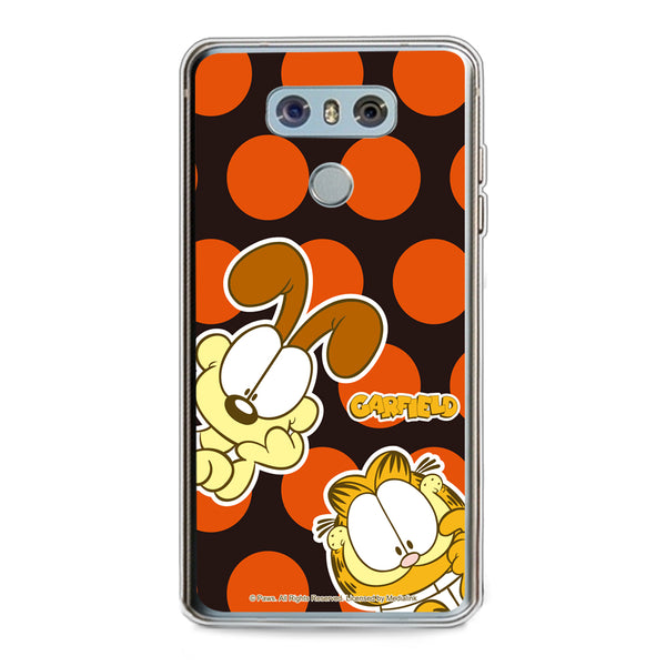 Garfield Clear Case (GF93)