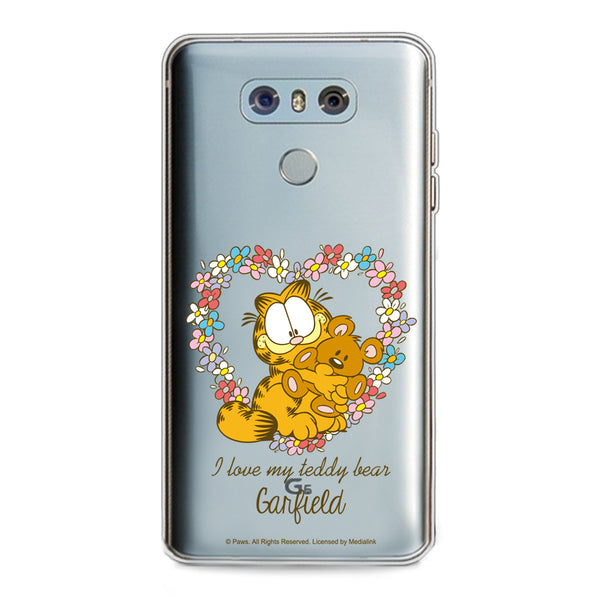 Garfield Clear Case (GF98)