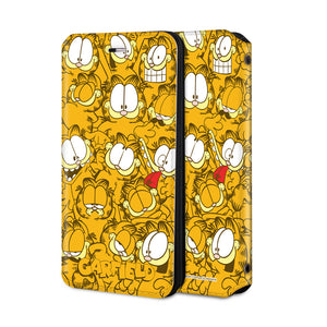 Garfield Leather Flip Case (GFCM05)