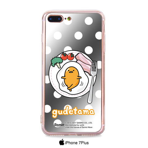 Gudetama Mirror Jelly Case (GU85M)
