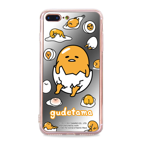 Gudetama Mirror Jelly Case (GU90M)