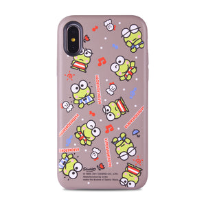 KeroKeroKeroppi Leather Snap Case (KR82LH)