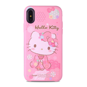 Hello Kitty Leather Snap Case (KT87LH)