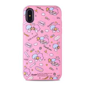 Little Twin Stars Leather Snap Case (TS97LH)