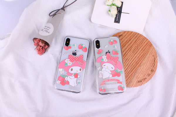 My Melody Clear Case (MM128)