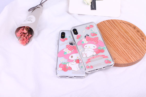 My Melody Clear Case (MM127)