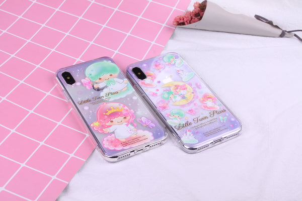 Little Twin Stars Clear Case (TS113)