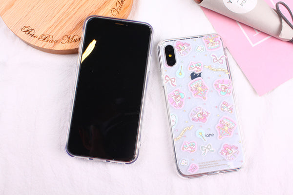 Little Twin Stars Clear Case (TS126)