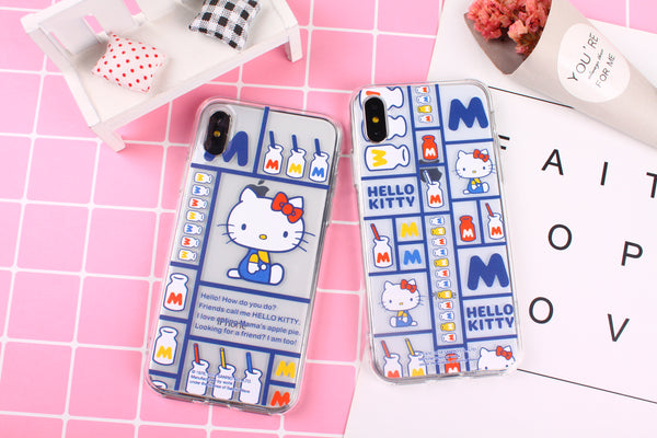 Hello Kitty Clear Case (KT140)
