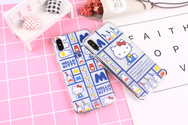 Hello Kitty Clear Case (KT137)